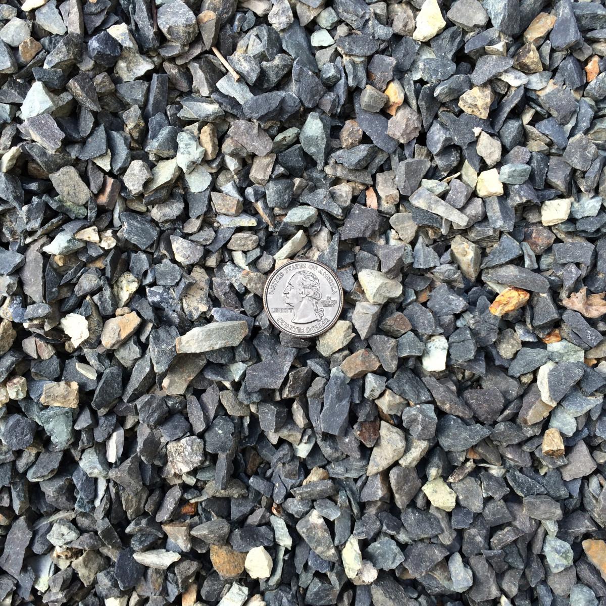 Crushed Blue Stone : Products duke transport