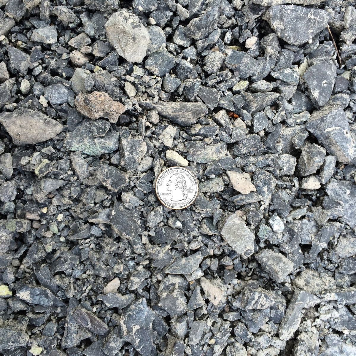 2A 3/4″ Modified Crushed Blue Stone