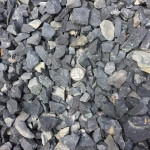 2B 3/4″ Clean Crushed Blue Stone