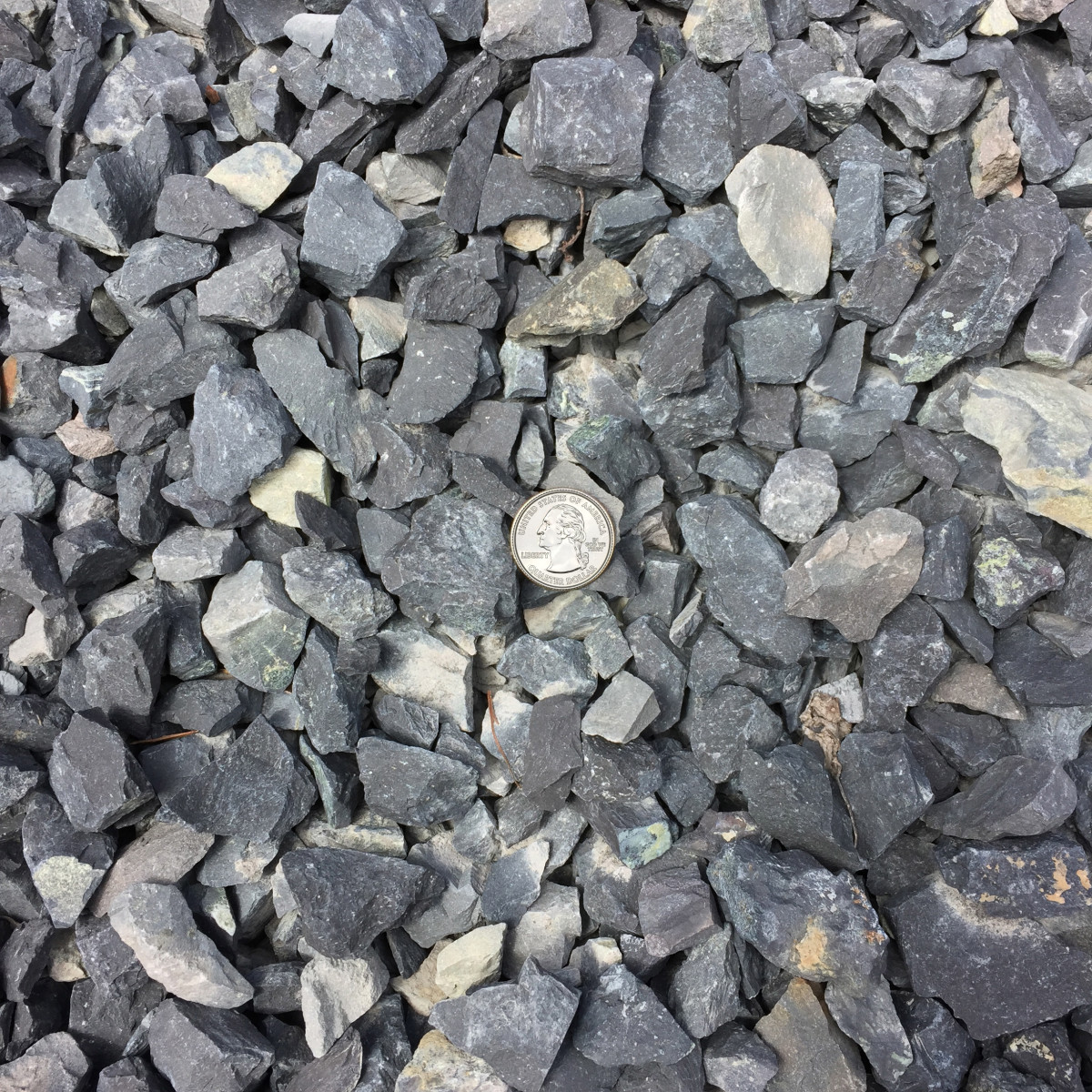 Crushed Blue Stone : Crushed stone river more in bucks and montgomery