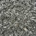 Brown Dyed Hardwood Mulch