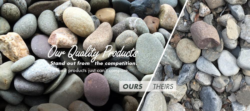 landscape material company bucks county pa